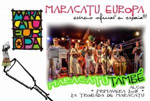 Maracatu Europa en Maracatutambé